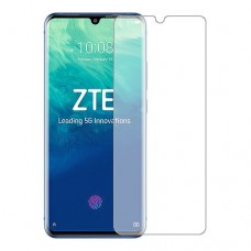 ZTE Axon 10s Pro 5G Screen Protector Hydrogel Transparent (Silicone) One Unit Screen Mobile