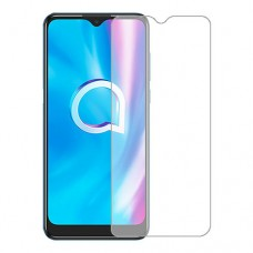 alcatel 1S (2020) Screen Protector Hydrogel Transparent (Silicone) One Unit Screen Mobile