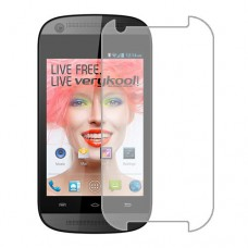 verykool s3501 Lynx Screen Protector Hydrogel Transparent (Silicone) One Unit Screen Mobile