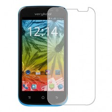 verykool s4510 Luna Screen Protector Hydrogel Transparent (Silicone) One Unit Screen Mobile