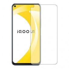 vivo iQOO U1 Screen Protector Hydrogel Transparent (Silicone) One Unit Screen Mobile