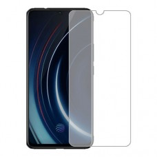 vivo iQOO Screen Protector Hydrogel Transparent (Silicone) One Unit Screen Mobile