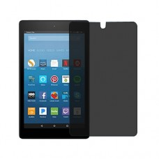 Amazon Fire HD 8 (2017) Screen Protector Hydrogel Privacy (Silicone) One Unit Screen Mobile