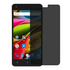 Archos 50b Cobalt Screen Protector Hydrogel Privacy (Silicone) One Unit Screen Mobile