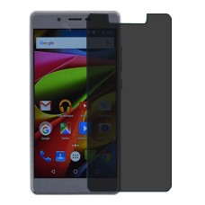 Archos 55 Cobalt Plus Screen Protector Hydrogel Privacy (Silicone) One Unit Screen Mobile