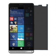 HP Elite x3 Screen Protector Hydrogel Privacy (Silicone) One Unit Screen Mobile