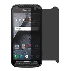 Kyocera DuraForce Pro Screen Protector Hydrogel Privacy (Silicone) One Unit Screen Mobile