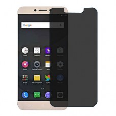 LeEco Le 1s Screen Protector Hydrogel Privacy (Silicone) One Unit Screen Mobile