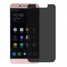 LeEco Le 2 Screen Protector Hydrogel Privacy (Silicone) One Unit Screen Mobile