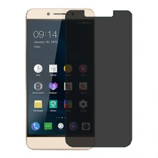 LeEco Le Pro3 Screen Protector Hydrogel Privacy (Silicone) One Unit Screen Mobile