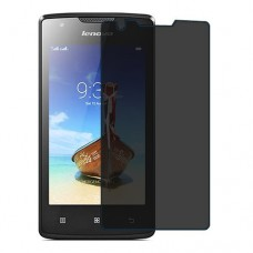 Lenovo A1000 Screen Protector Hydrogel Privacy (Silicone) One Unit Screen Mobile