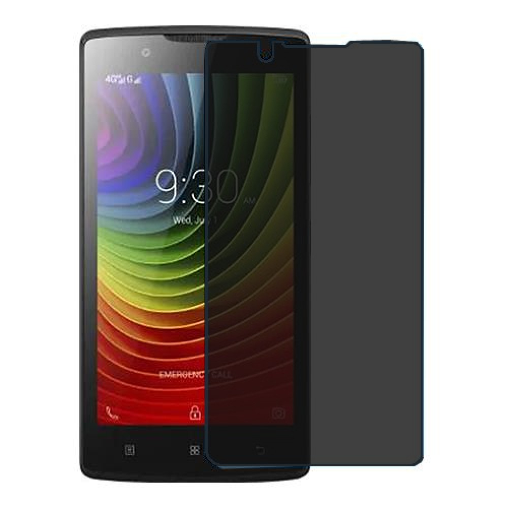 Lenovo A2010 Screen Protector Hydrogel Privacy (Silicone) One Unit Screen Mobile