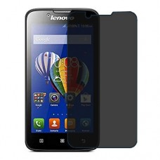 Lenovo A328 Screen Protector Hydrogel Privacy (Silicone) One Unit Screen Mobile
