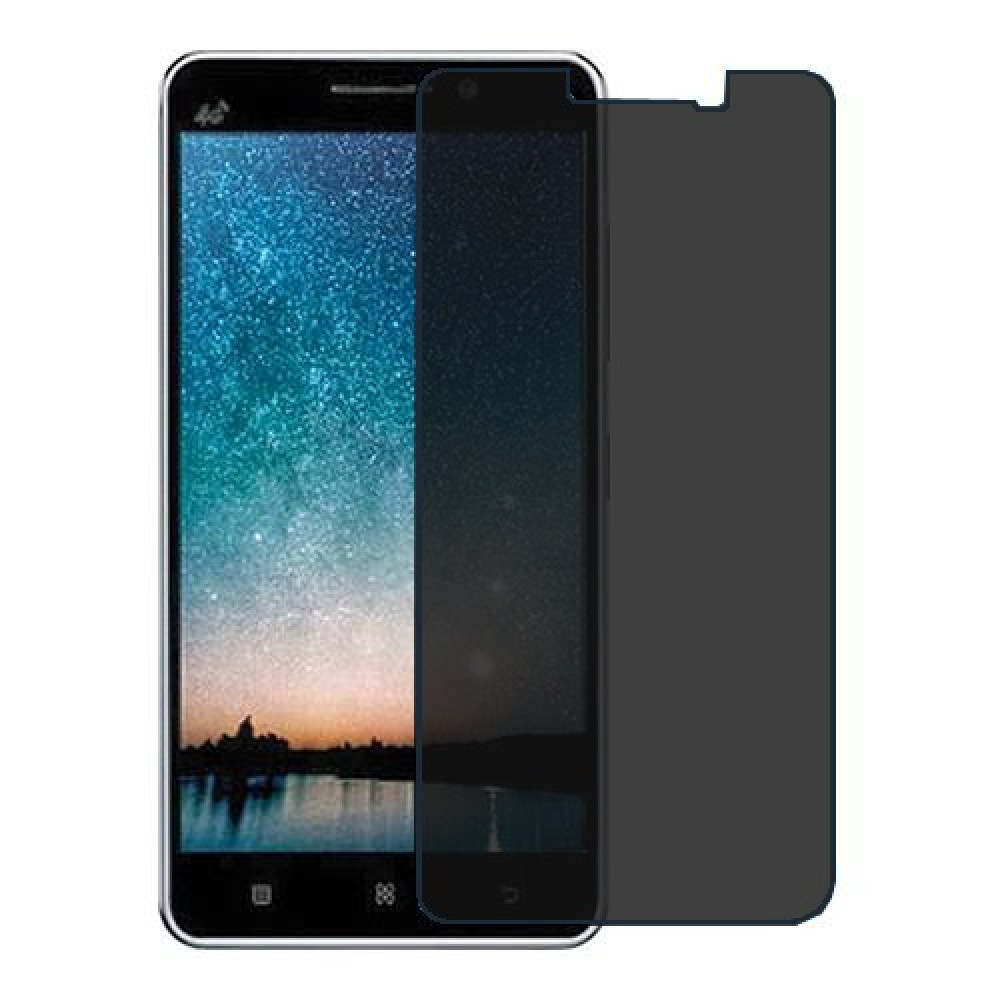 Lenovo A3900 Screen Protector Hydrogel Privacy (Silicone) One Unit Screen Mobile