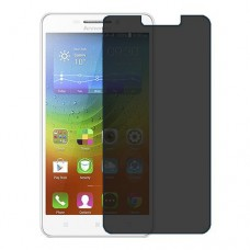 Lenovo A5000 Screen Protector Hydrogel Privacy (Silicone) One Unit Screen Mobile