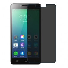 Lenovo A6000 Screen Protector Hydrogel Privacy (Silicone) One Unit Screen Mobile