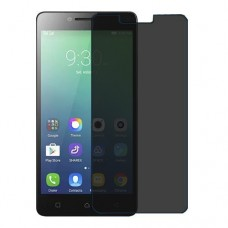 Lenovo A6010 Screen Protector Hydrogel Privacy (Silicone) One Unit Screen Mobile