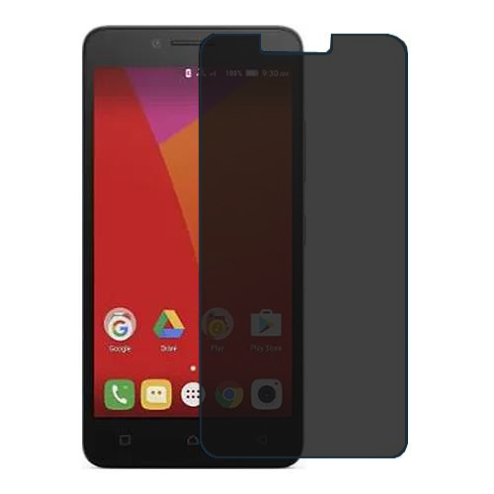 Lenovo A6600 Plus Screen Protector Hydrogel Privacy (Silicone) One Unit Screen Mobile