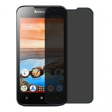 Lenovo A680 Screen Protector Hydrogel Privacy (Silicone) One Unit Screen Mobile