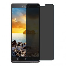 Lenovo Golden Warrior Note 8 Screen Protector Hydrogel Privacy (Silicone) One Unit Screen Mobile