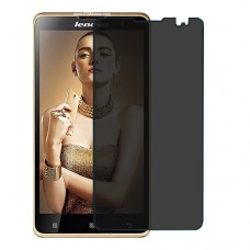 Lenovo Golden Warrior S8 Screen Protector Hydrogel Privacy (Silicone) One Unit Screen Mobile