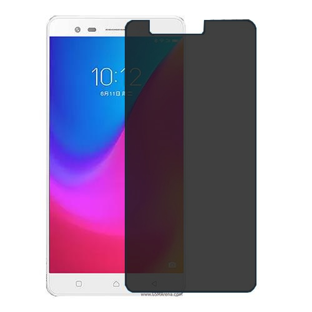 Lenovo K5 Note Screen Protector Hydrogel Privacy (Silicone) One Unit Screen Mobile