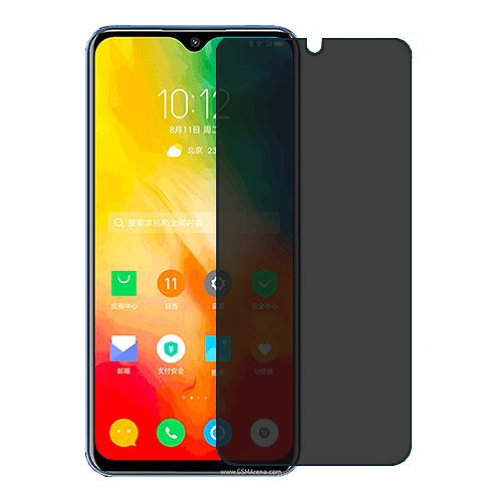 Lenovo K6 Enjoy Screen Protector Hydrogel Privacy (Silicone) One Unit Screen Mobile