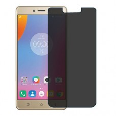 Lenovo K6 Power Screen Protector Hydrogel Privacy (Silicone) One Unit Screen Mobile