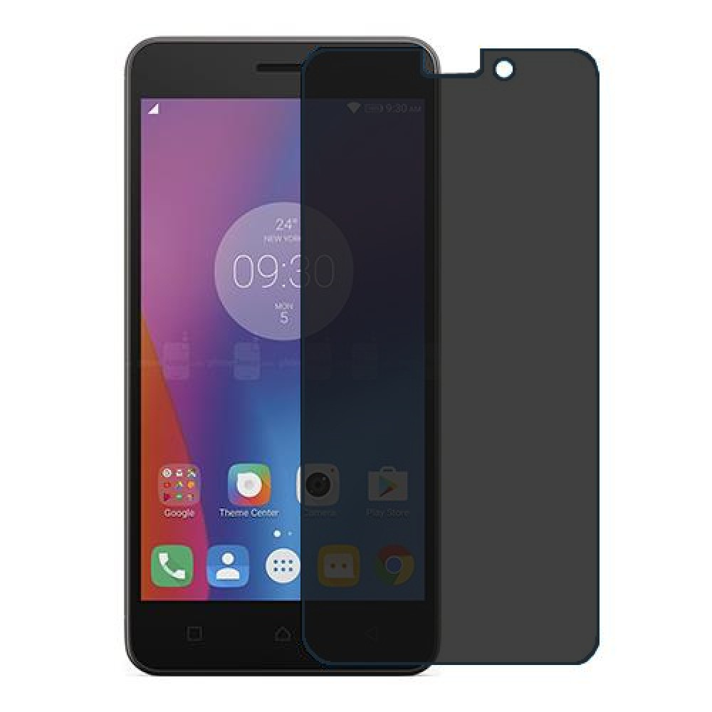 Lenovo K6 Screen Protector Hydrogel Privacy (Silicone) One Unit Screen Mobile