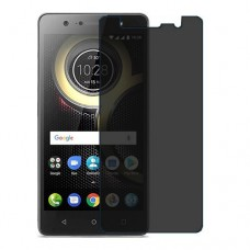 Lenovo K8 Plus Screen Protector Hydrogel Privacy (Silicone) One Unit Screen Mobile