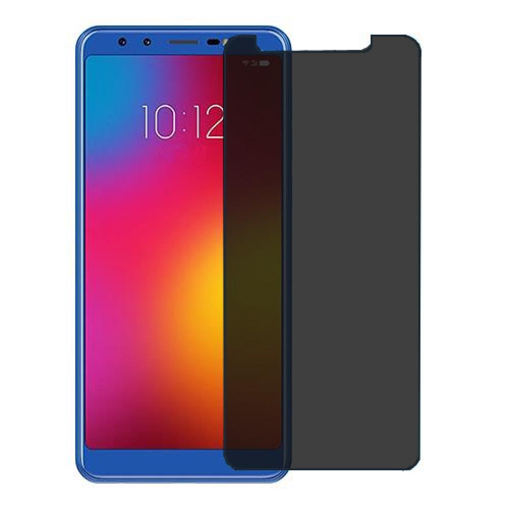 Lenovo K9 Screen Protector Hydrogel Privacy (Silicone) One Unit Screen Mobile