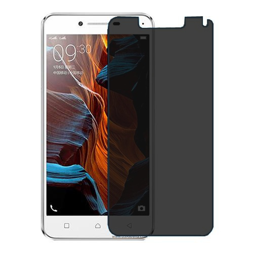 Lenovo Lemon 3 Screen Protector Hydrogel Privacy (Silicone) One Unit Screen Mobile