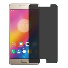 Lenovo P2 Screen Protector Hydrogel Privacy (Silicone) One Unit Screen Mobile