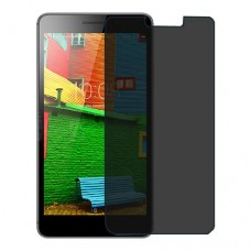 Lenovo Phab Plus Screen Protector Hydrogel Privacy (Silicone) One Unit Screen Mobile