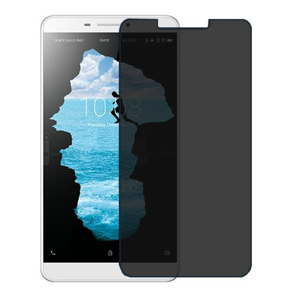 Lenovo Phab Screen Protector Hydrogel Privacy (Silicone) One Unit Screen Mobile