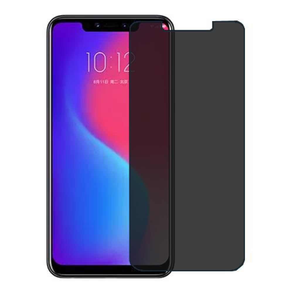 Lenovo S5 Pro GT Screen Protector Hydrogel Privacy (Silicone) One Unit Screen Mobile