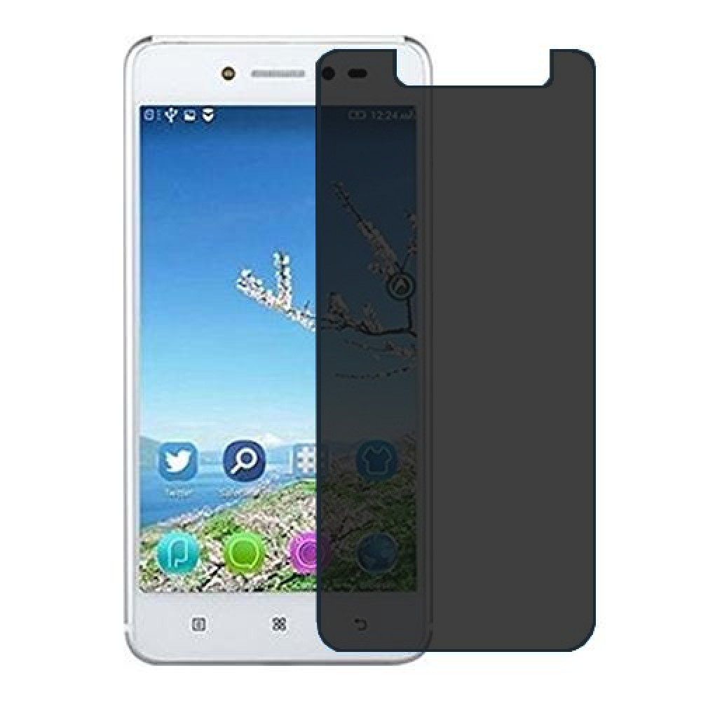 Lenovo S90 Sisley Screen Protector Hydrogel Privacy (Silicone) One Unit Screen Mobile