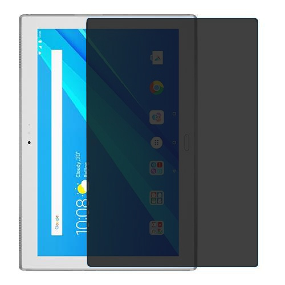 Lenovo Tab 4 10 Plus Screen Protector Hydrogel Privacy (Silicone) One Unit Screen Mobile