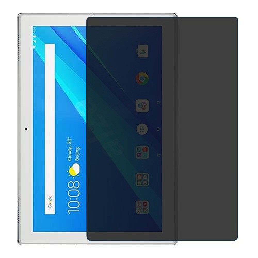 Lenovo Tab 4 10 Screen Protector Hydrogel Privacy (Silicone) One Unit Screen Mobile