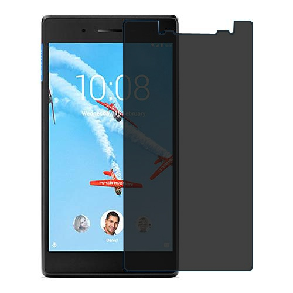 Lenovo Tab 7 Essential Screen Protector Hydrogel Privacy (Silicone) One Unit Screen Mobile