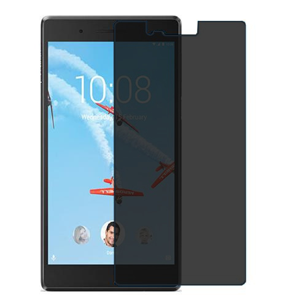 Lenovo Tab 7 Screen Protector Hydrogel Privacy (Silicone) One Unit Screen Mobile