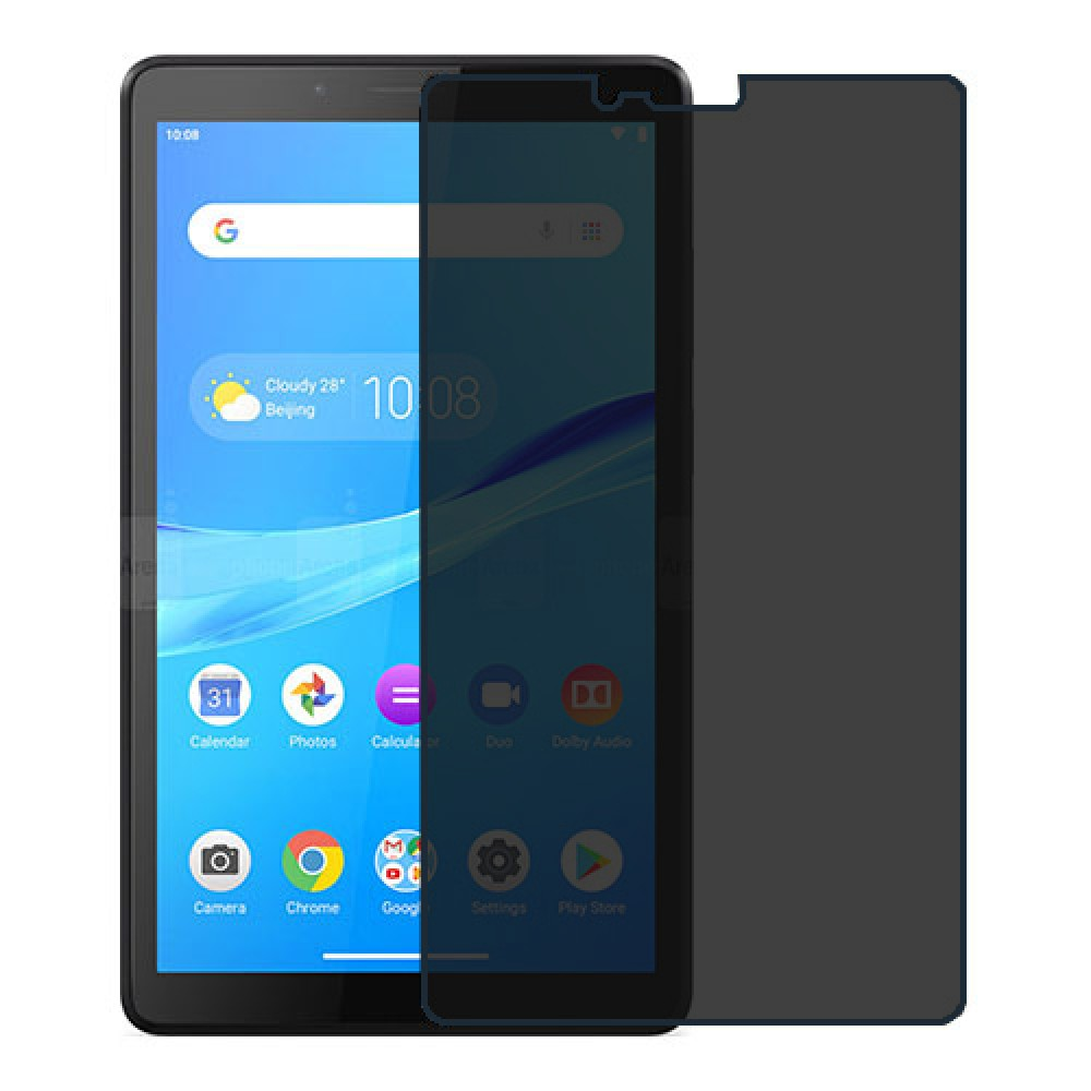 Lenovo Tab M7 Screen Protector Hydrogel Privacy (Silicone) One Unit Screen Mobile
