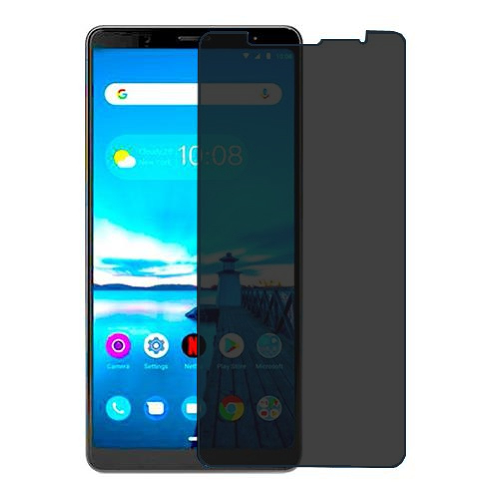 Lenovo Tab V7 Screen Protector Hydrogel Privacy (Silicone) One Unit Screen Mobile