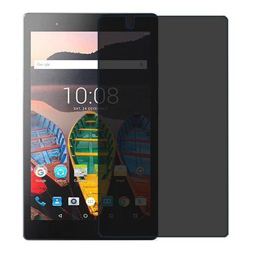 Lenovo Tab3 8 Screen Protector Hydrogel Privacy (Silicone) One Unit Screen Mobile