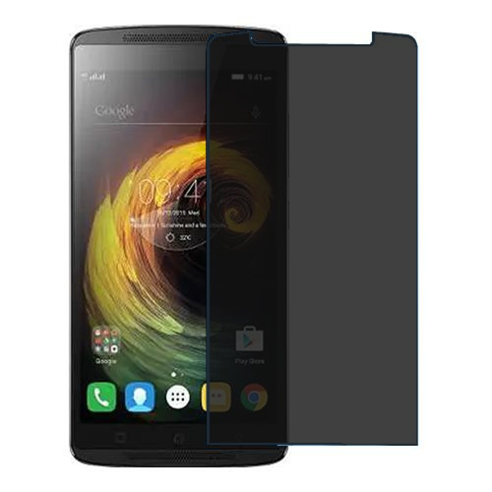 Lenovo Vibe K4 Note Screen Protector Hydrogel Privacy (Silicone) One Unit Screen Mobile