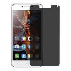Lenovo Vibe K5 Plus Screen Protector Hydrogel Privacy (Silicone) One Unit Screen Mobile