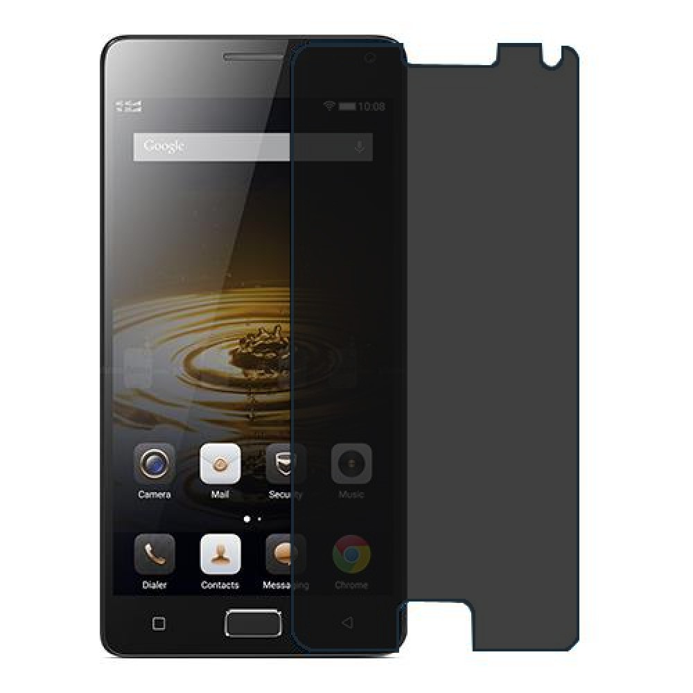 Lenovo Vibe P1 Screen Protector Hydrogel Privacy (Silicone) One Unit Screen Mobile