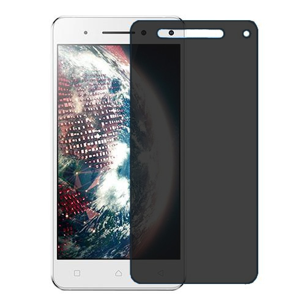 Lenovo Vibe S1 Screen Protector Hydrogel Privacy (Silicone) One Unit Screen Mobile