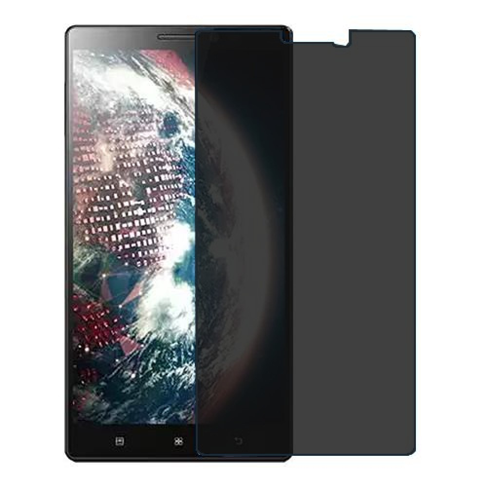 Lenovo Vibe Z2 Pro Screen Protector Hydrogel Privacy (Silicone) One Unit Screen Mobile