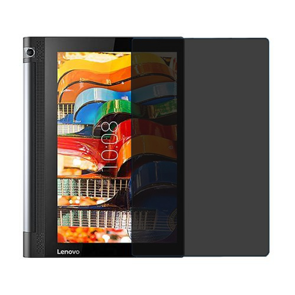 Lenovo Yoga Tab 3 10 Screen Protector Hydrogel Privacy (Silicone) One Unit Screen Mobile